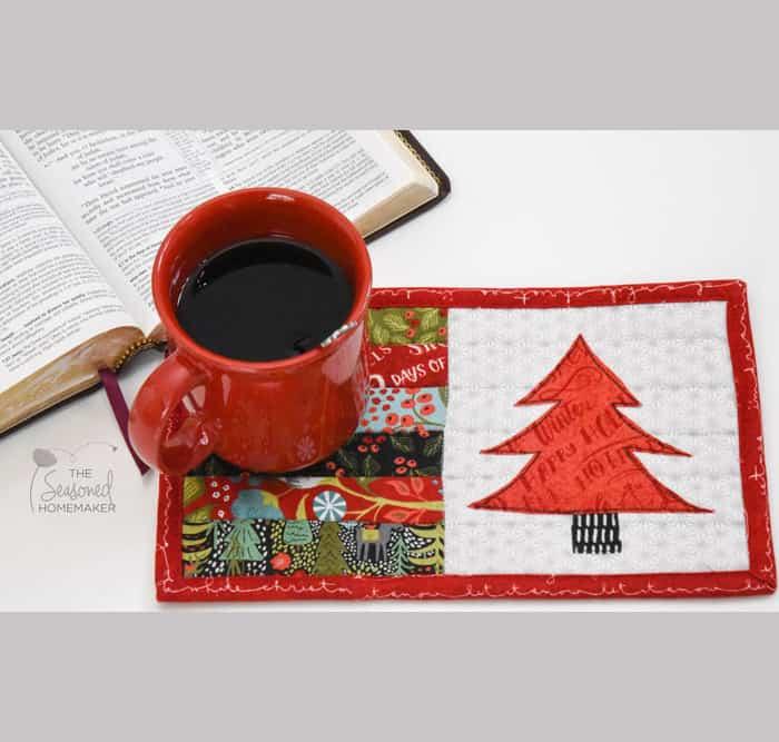 Christmas Applique Set