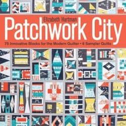 A bonanza of 75 modern quilt blocks from best-selling modern designer Elizabeth Hartman