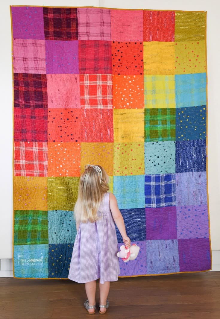 Conquer the Basics of color in Quilts with this class that includes trio of colorful quilt patterns from designer Alison Glass.