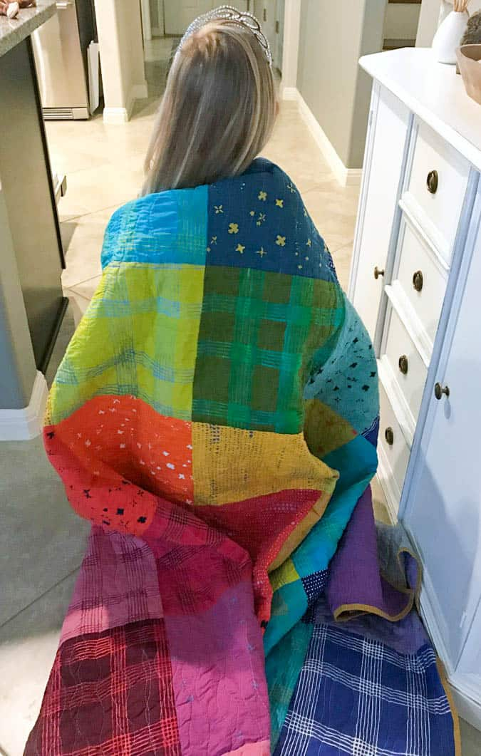 Conquer the Basics of color in Quilts with tips and tricks for choosing fabrics. Play with color, texture, scale. Create contrast and visual interest.