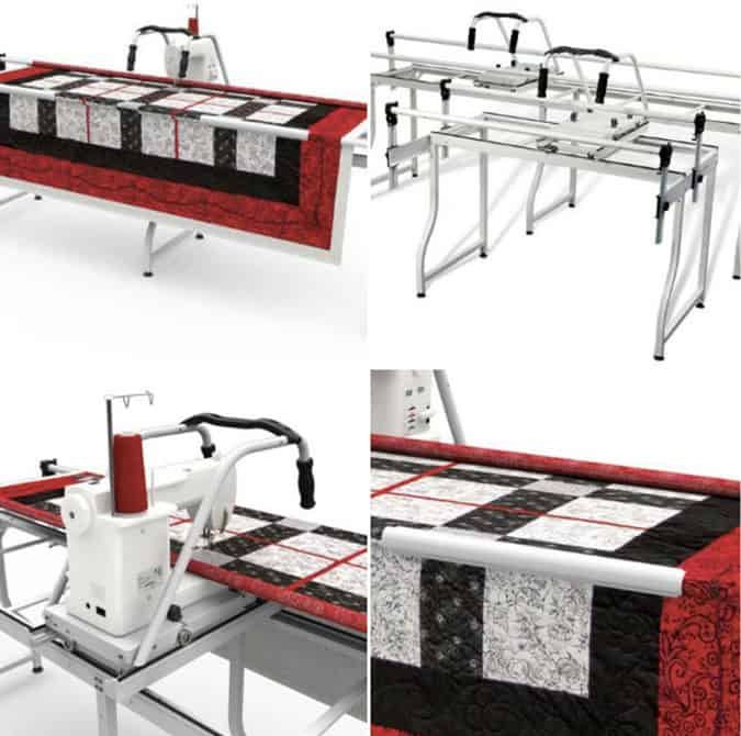 Affordable Longarm Quilting Machines