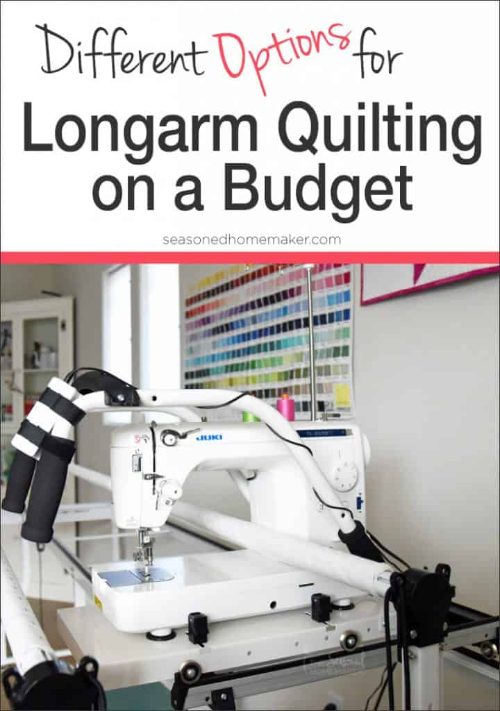 How to Find an Affordable Option for Longarm Quilting