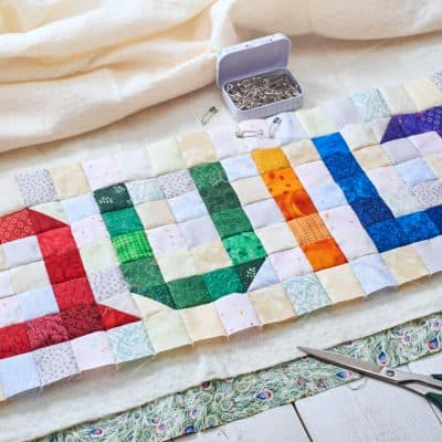 If you're interested in learning to quilt, this How to Quilt class has everything you need.