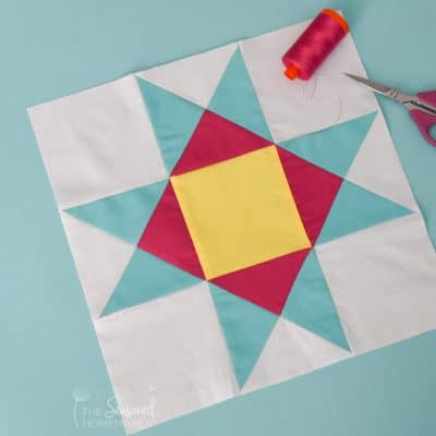 How To Make a Perfect Ohio Star Quilt Block