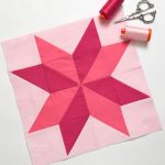 How To Make A Perfect Valentine Star Quilt Block