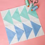 How to Make a Perfect Flying Geese Quilt Block