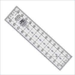 "Creative Grids Basic Range 4"" x 14"" Rectangle Quilting Ruler Template"