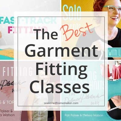 The Best Garment Fitting Classes