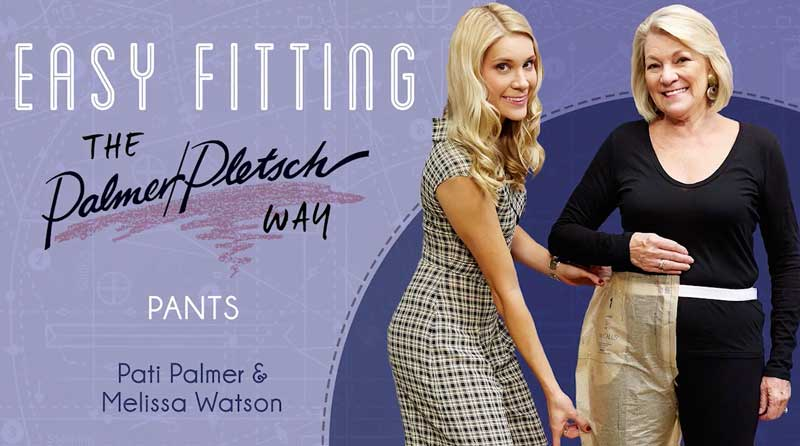 The Best Garment Fitting Classes. Learn how to measure yourself and alter a pattern before you sew a stitch.