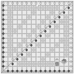 """Creative Grids 15 1/2"""" Acrylic Square Ruler"""