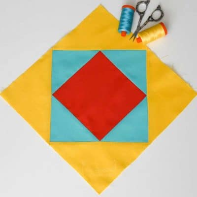 How to Make a Perfect Economy Quilt Block