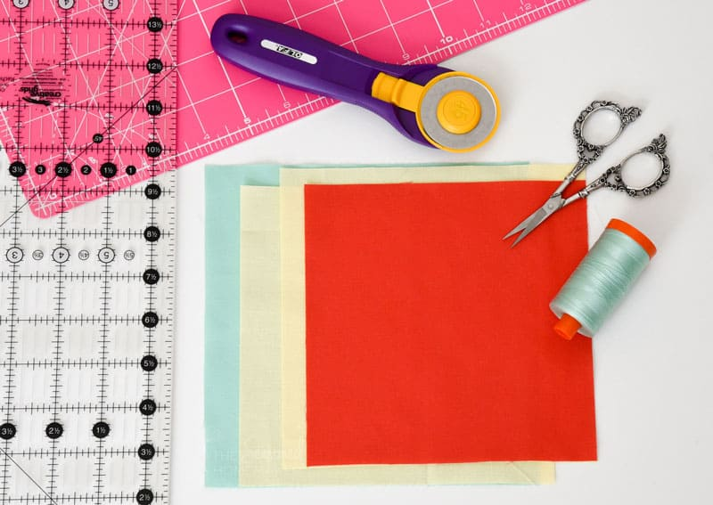 Learn How to Make a Perfect Economy Quilt Block