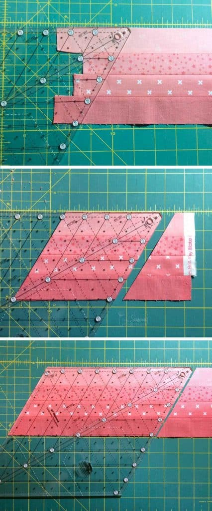 Learn How to Make a Valentine's Day Quilted Table Runner