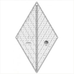 Creative Grids 60-Degree Diamond Ruler