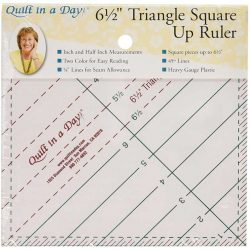 6.5'-Triangle-Square-Up-Ruler