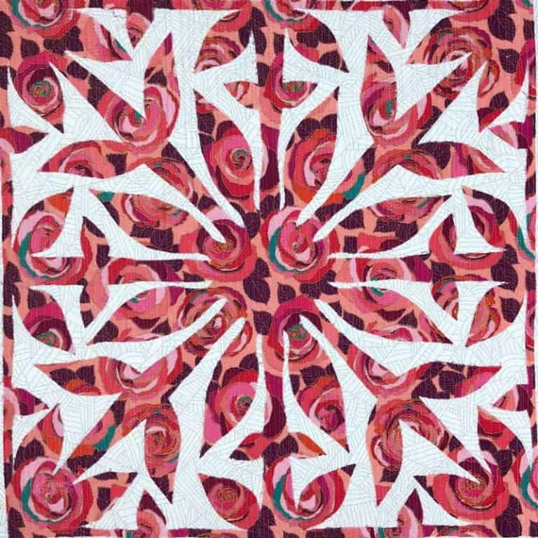 How to Make a Hawaiian Quilt