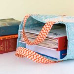 Make a Cute Library Tote From Placemats