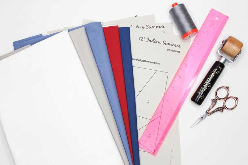 Beginner Foundation Paper Piecing Tutorial