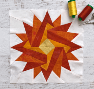 Beginner Foundation Paper Piecing Cover Image