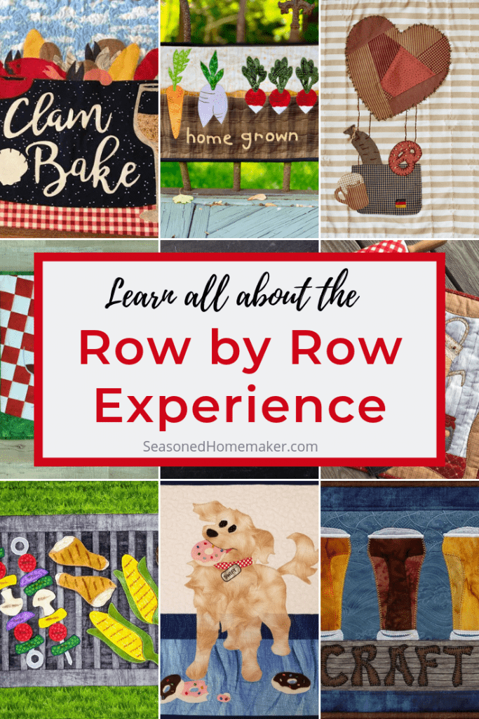 All of the Row by Row Experience Shops