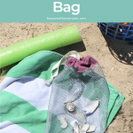 How to Sew a Drawstring Mesh Bag Main Image