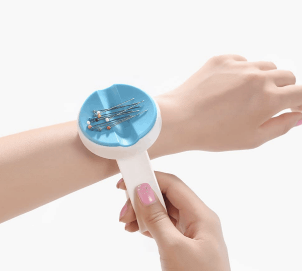 Magnetic Pin Cushion for Wrist