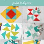 Easy Quilt Block Tutorials for Beginners