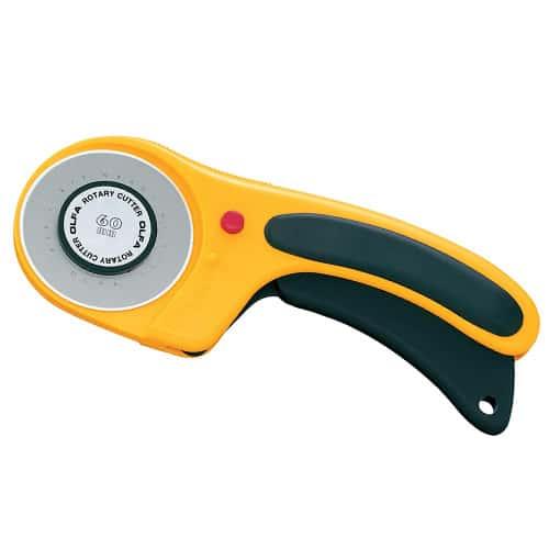 Ergonomic 60mm Rotary Cutter