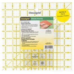 Omnigrid Square Ruler Set