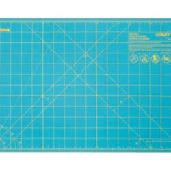 "OLFA 12"" x 18"" Double-Sided, Self-Healing Rotary Mat"