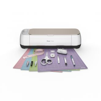 Learn About the Cricut Maker and what does. Explore all of the features available on a Cricut cutting machine! From fabric to tissue paper and even leather, this machine cuts a variety of materials. #cricutmaker #cricutprojects #cricutforbeginners #cricuttutorials #cricutsewing
