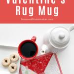 Valentine's Mug Rug Tutorial