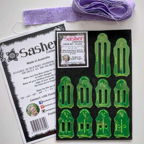 Sasher Tool for Making Bias Tape