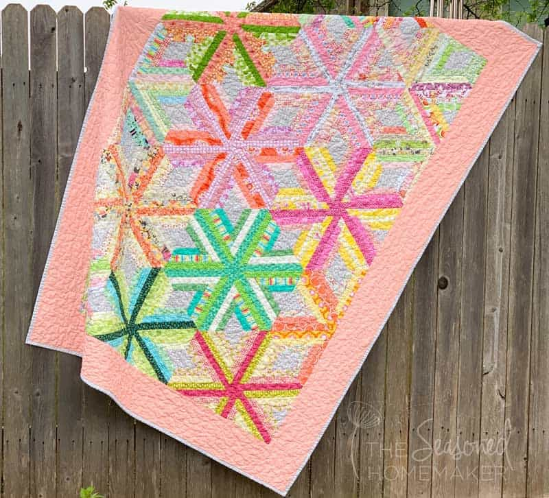 The Easy Way to Make a Quilt