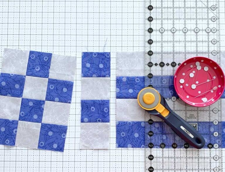 Strip Piecing Basics