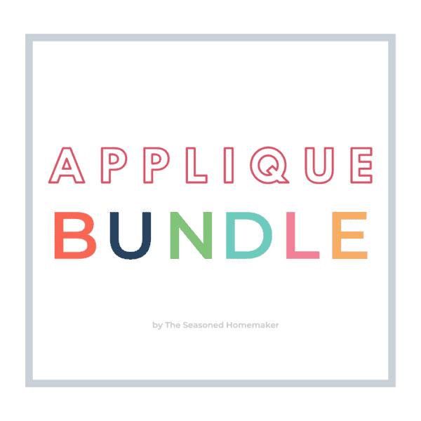 Applique Bundle