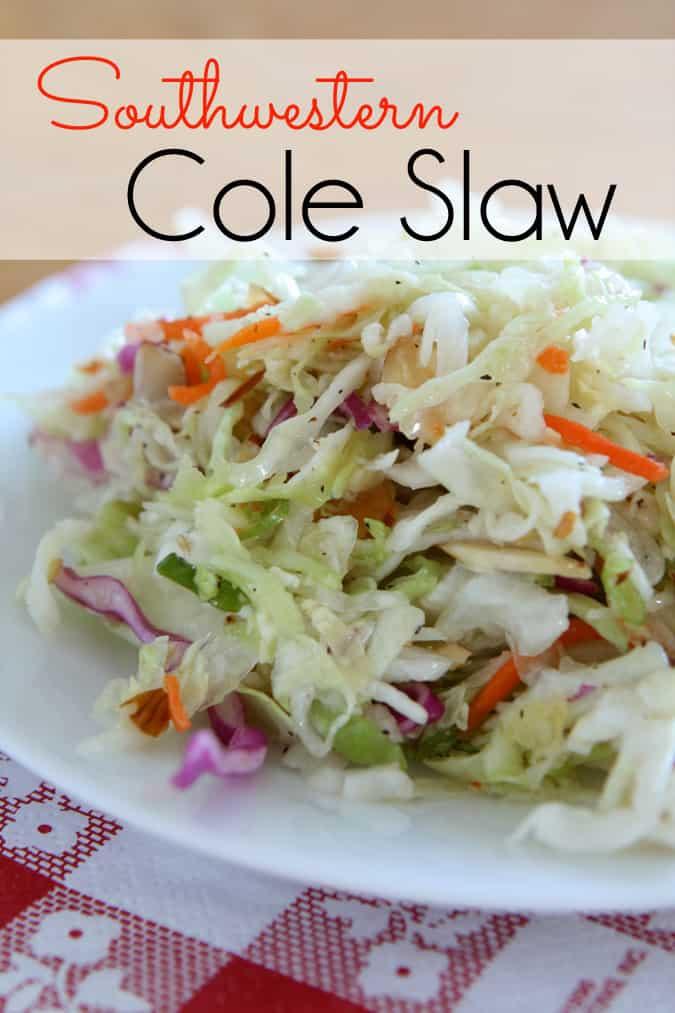 Southwestern Cole Slaw