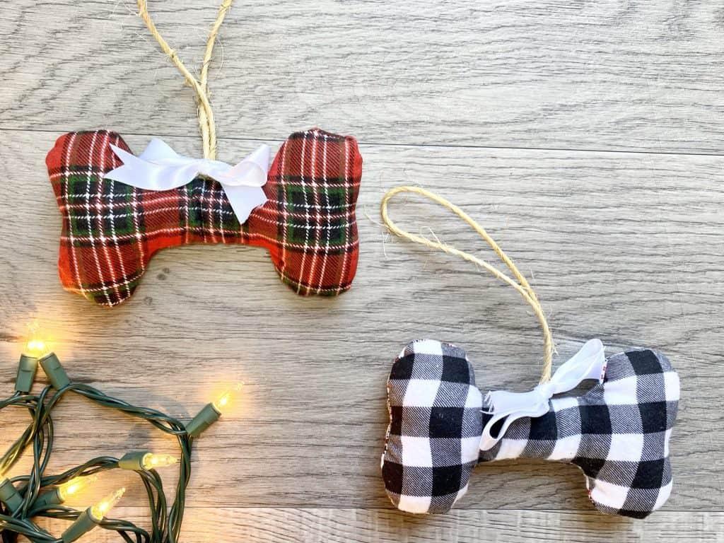 Handmade Holiday Gift Ideas - Doggy Bone Ornament