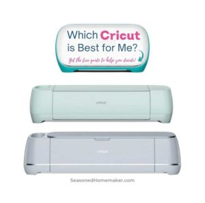 aWhich Cricut is Best for Me?