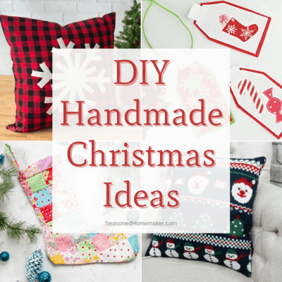 Handmade Holiday Gift Ideas - tiled feature image