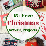 Handmade Holiday Gift Ideas Pinterest Collage