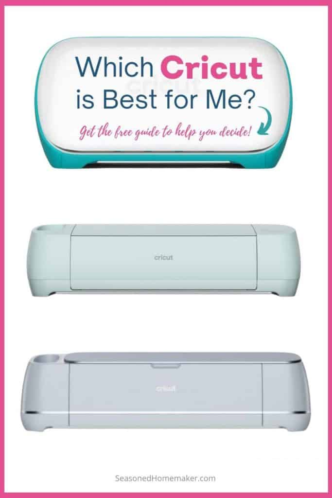 Which Cricut is Best for Me?