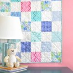 The Ultimate Beginner's Baby Quilt Tutorial