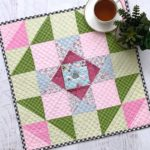 Simple Easter Mini Quilt beauty shot