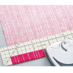 iron with Clover Hot Press Ruler