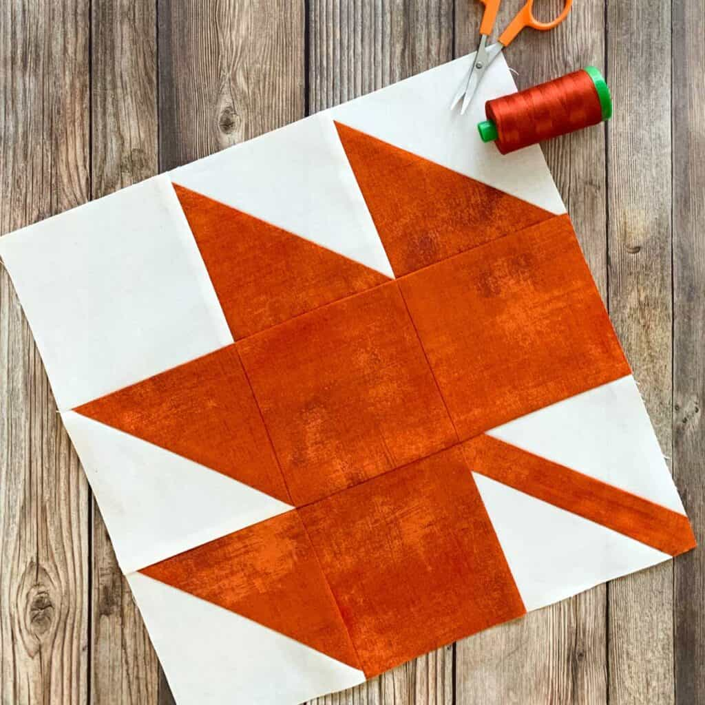 How to Make a Perfect Maple Leaf Quilt Block
